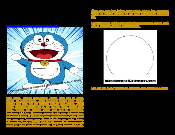 Doc Cara Menggambar Anime Doraemon Dengan Cepat Rano Suharjo