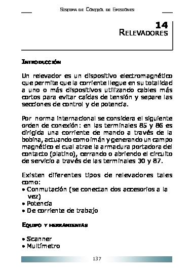 Sistema de control de emisiones pdf