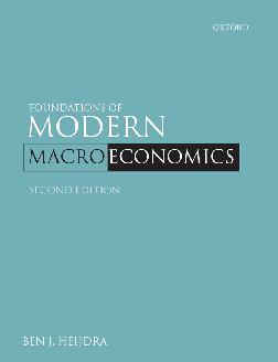 PDF) Foundations of Modern Macroeconomics | MUHAMMAD ZUBAIR CHISHTI