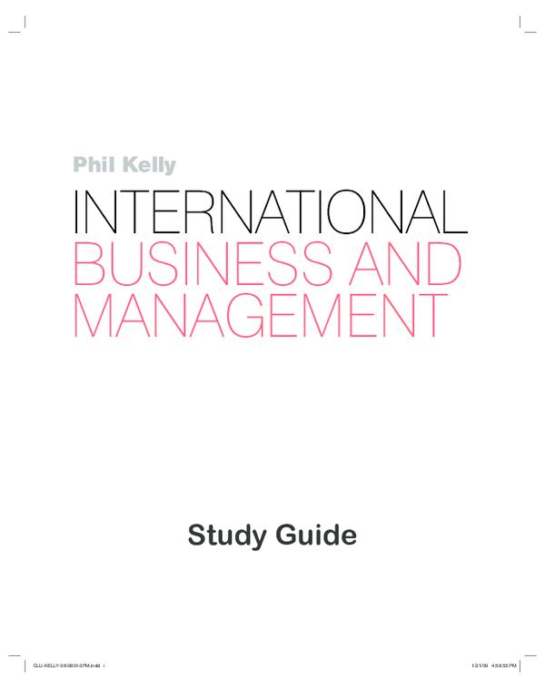 business studies tqm essay