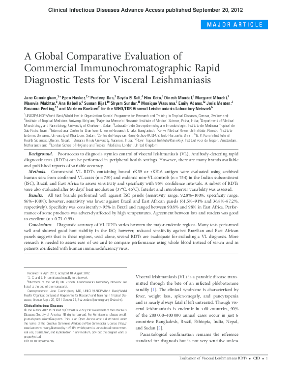 PDF) A Global Comparative Evaluation of Commercial