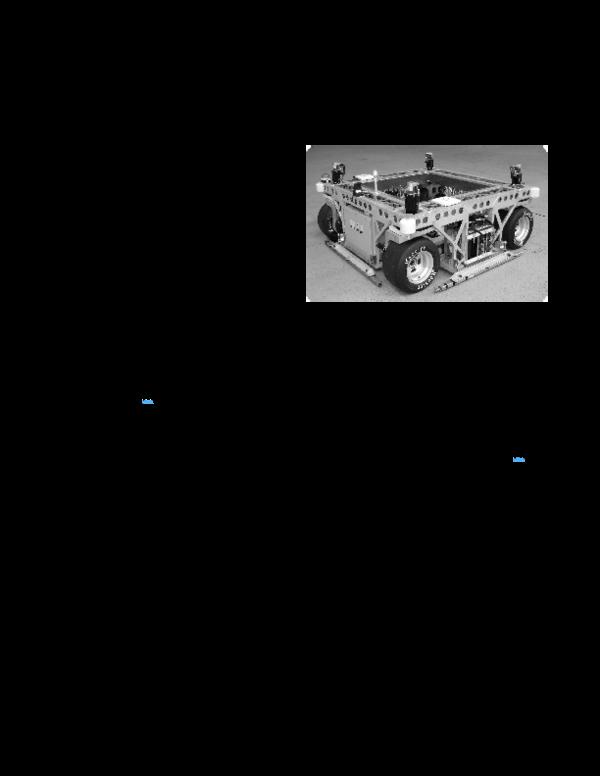 PDF) Control design for a mobile robot including tire behavior