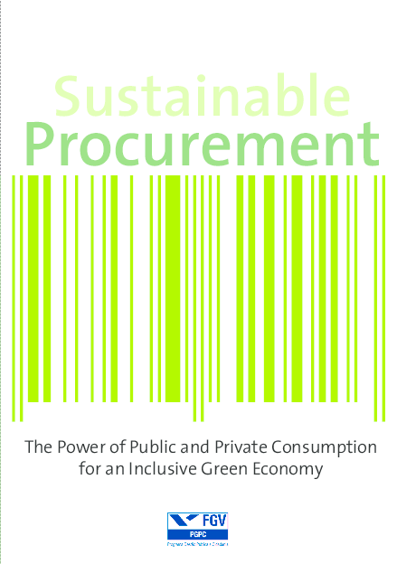 PDF) Sustainable procurement: The power of public and