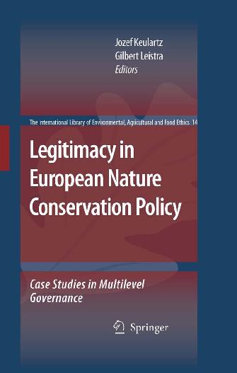 PDF) Legitimacy In European Nature Conservation Policy: Case