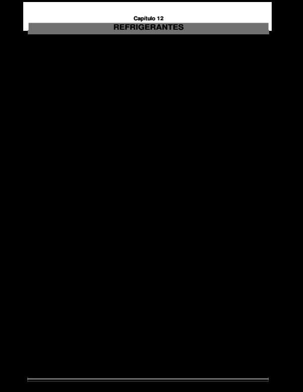 Tablas termodinamicas refrigerante r22