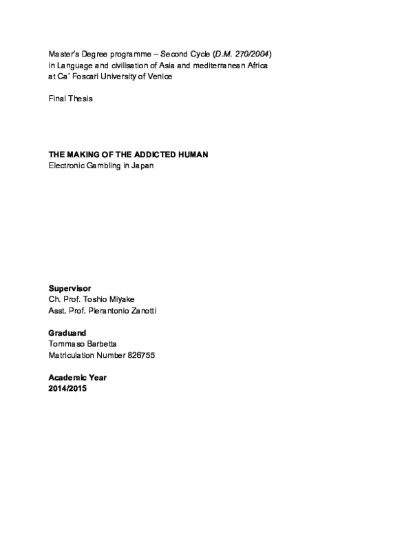 this is a PDF Pachislo Operations Manual sent by email 12 Pages