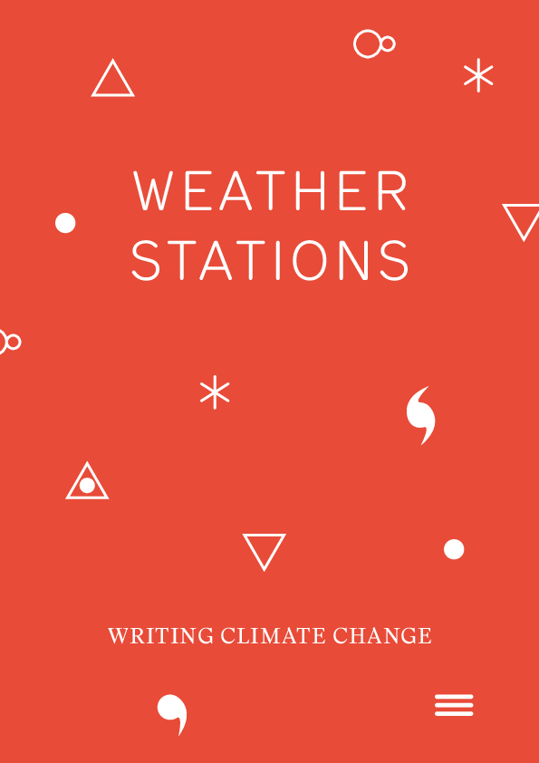 Writing Climate Change Weather Stations Rebecca Dewald Academiaedu