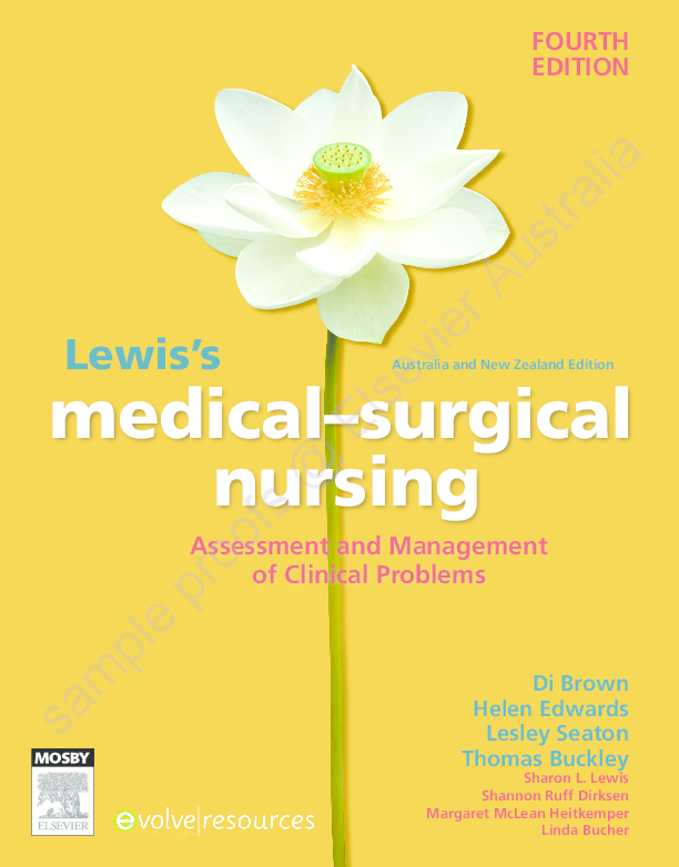 PDF) medical–surgical nursing Lewis's Assessment and