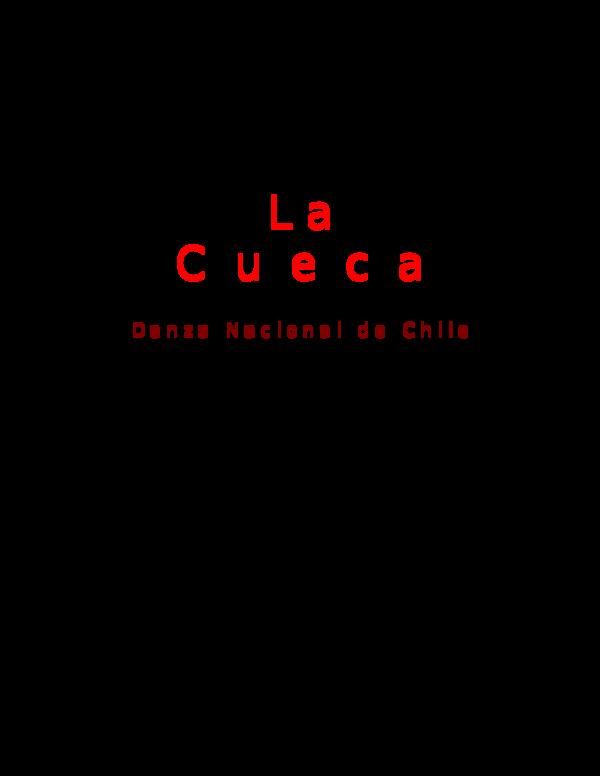 Doc La Cueca Gabriela Montecinos Lorca Academia Edu
