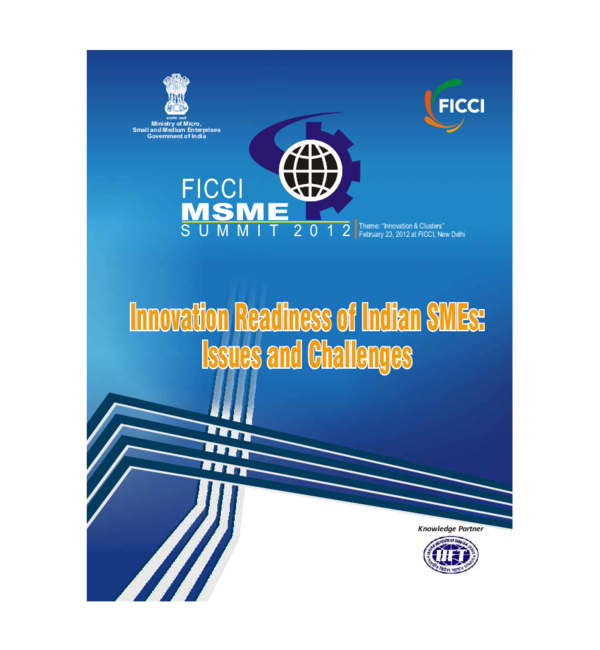 PDF) Ministry of Micro, Small and Medium Enterprises Government of