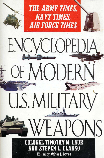 PDF) Encyclopedia of Modern US Weapons | Dumitru-Dorin