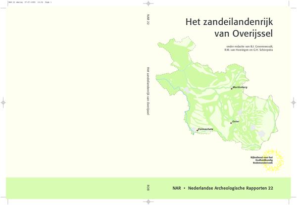 2ddb9a873c604e PDF) 2006 Het zandeilandenrijk van Overijssel. Bundel verschenen ter ...