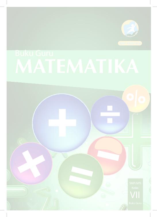 Pdf Buku Kurikulum 2013 Matematika Kelas Vii Buku Guru Tejo Susiratmoko Academia Edu