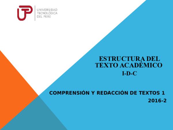 Ppt A Zz03 Eltextoacademico Introduccion Ricardo Davila