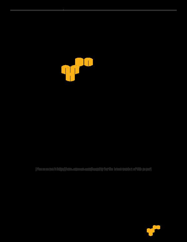 PDF) Amazon Web Services – AWS Security Best Practices AWS