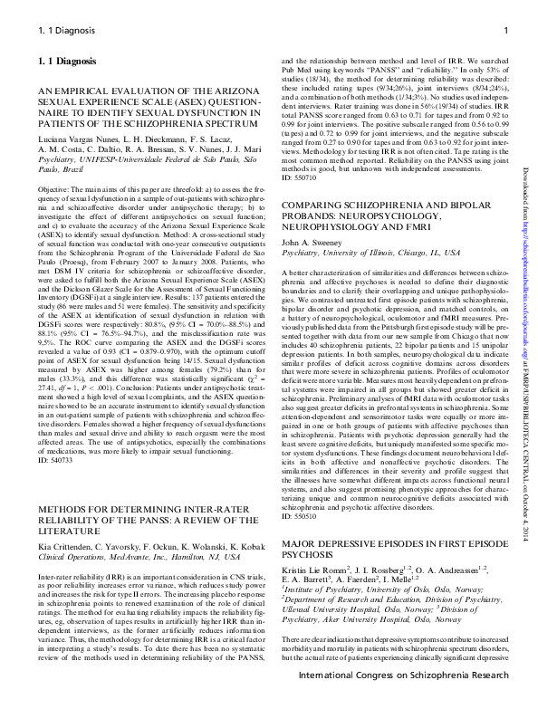 PDF) Short-term improvement by minocycline added to