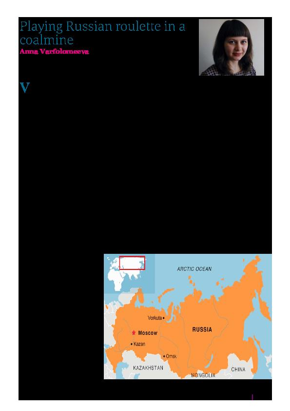 Russian Roulette Pdf