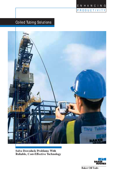 PDF) Baker Oil Tools Coiled Tubing Solutions Solve Downhole Problems