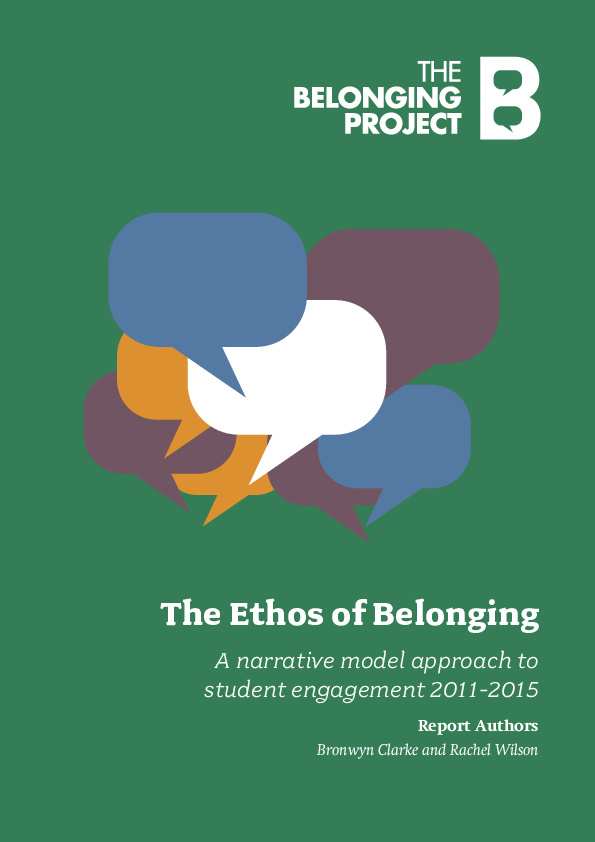 PDF) The Ethos of Belonging A narrative model approach to