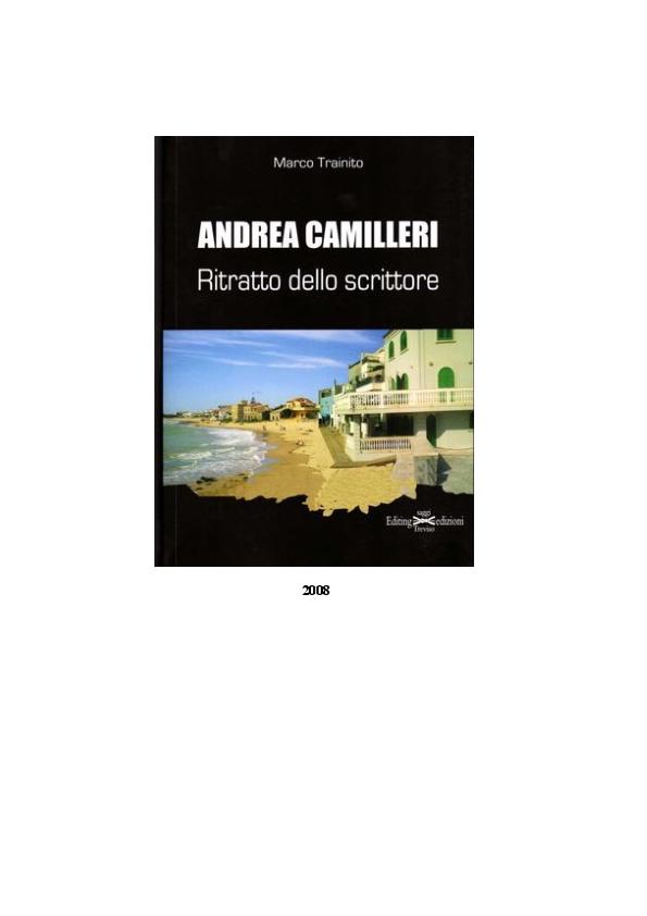 La Relazione Camilleri Pdf