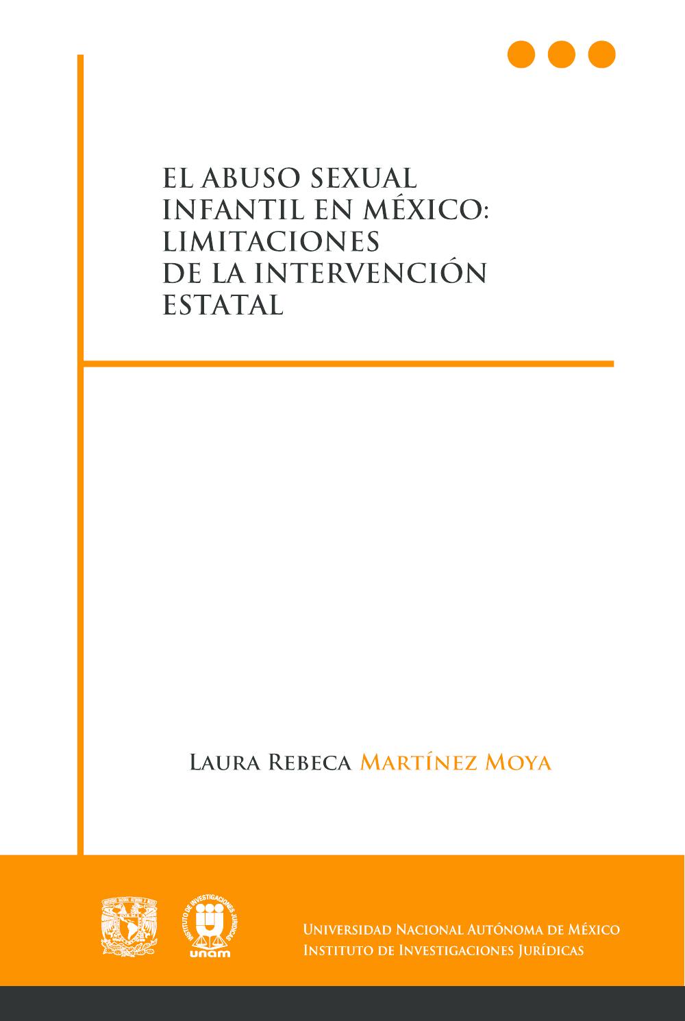Abusso Internado Mas Ulino Porno pdf) el abuso sexual infantil en mÉxico. limitaciones de la