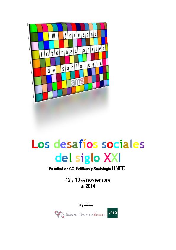 """c1608d2ec PDF) Moreno Arriba, Jesús, (2014): """"TRANSFORMACIONES DEMOGRÁFICAS Y ..."""