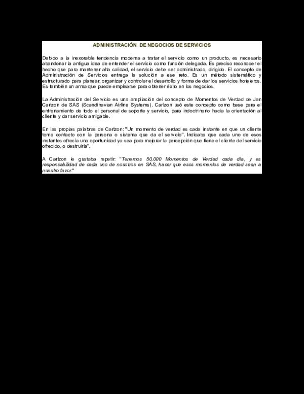 9c9bee811ed DOC) ADMINISTRACIÓN DE NEGOCIOS DE SERVICIOS | edgar hernandez ...