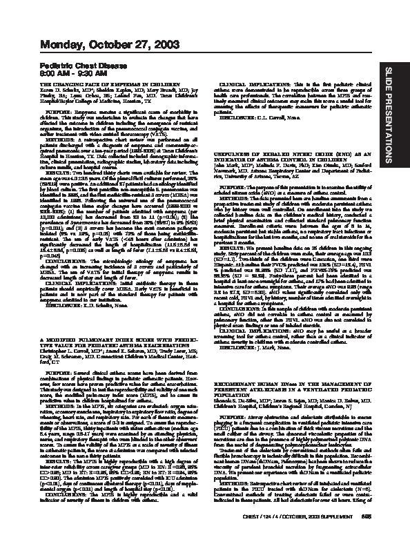 PDF) Pneumothorax in Pulmonary Langerhans' Cell