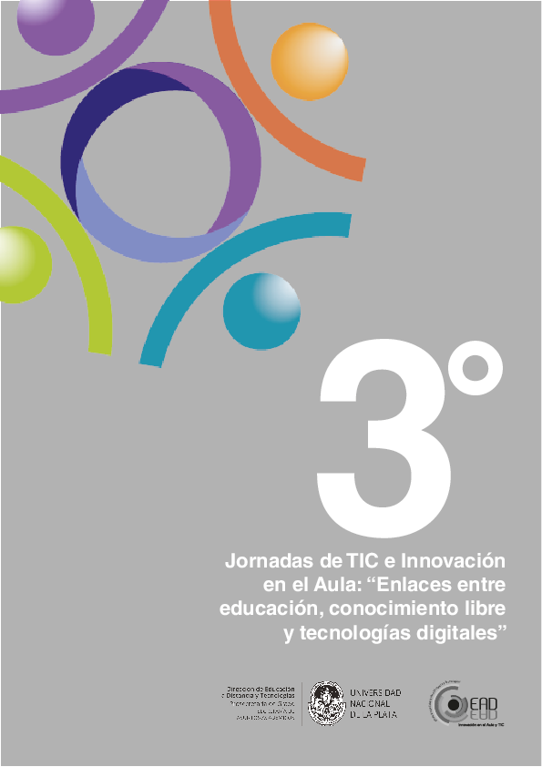 ae593677e PDF) 3° Jornadas de TIC e innovación en el Aula - Enlaces entre ...