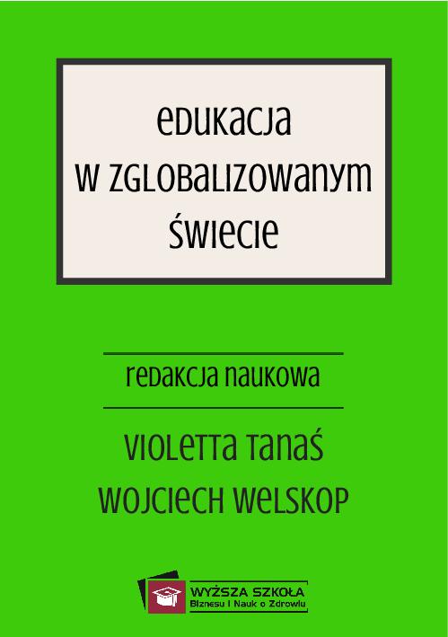 Pdf Edukacja W Zglobalizowanym świecie Red Wojciech