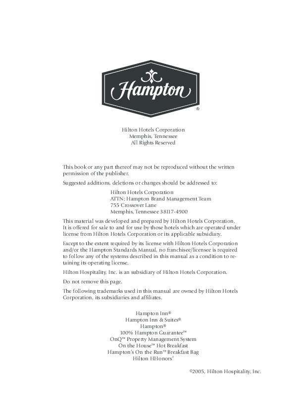 PDF) Hampton Standards Manual  423edaf8a7e5