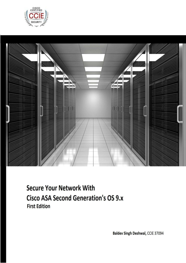 PDF) Cisco ASA Second Generations OS | Devill Sword