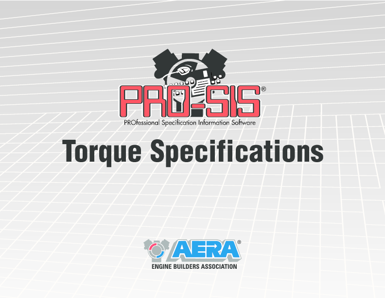 PDF) Torque Specifications | Andrew Tutica - Academia edu
