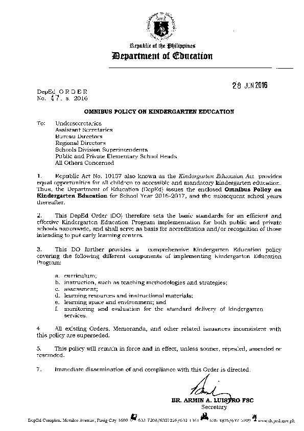 PDF) kindergarten file pdf | Joann Nhoy - Academia edu