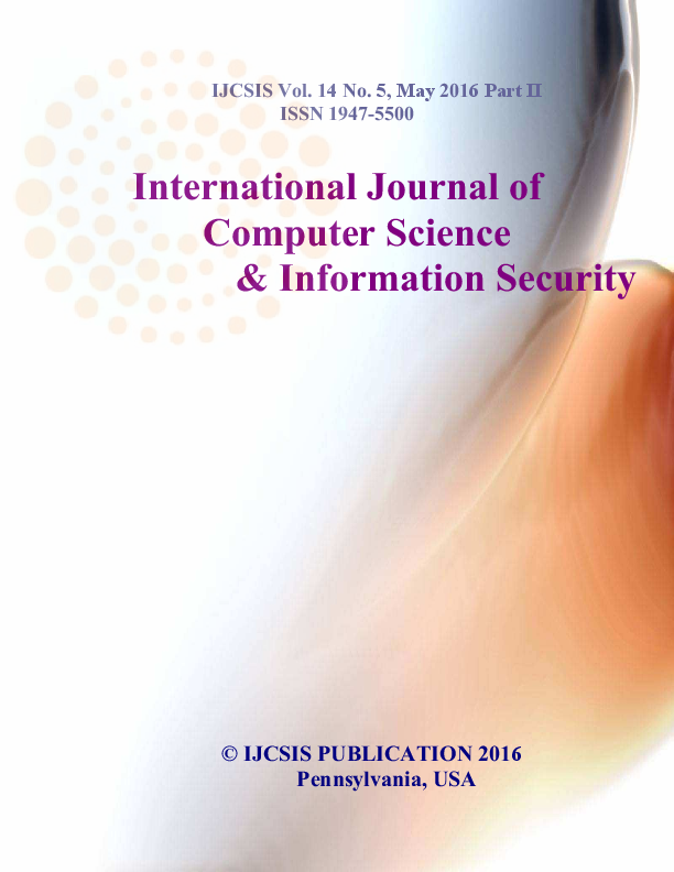 PDF) Journal of Computer Science IJCSIS May 2016 Part II