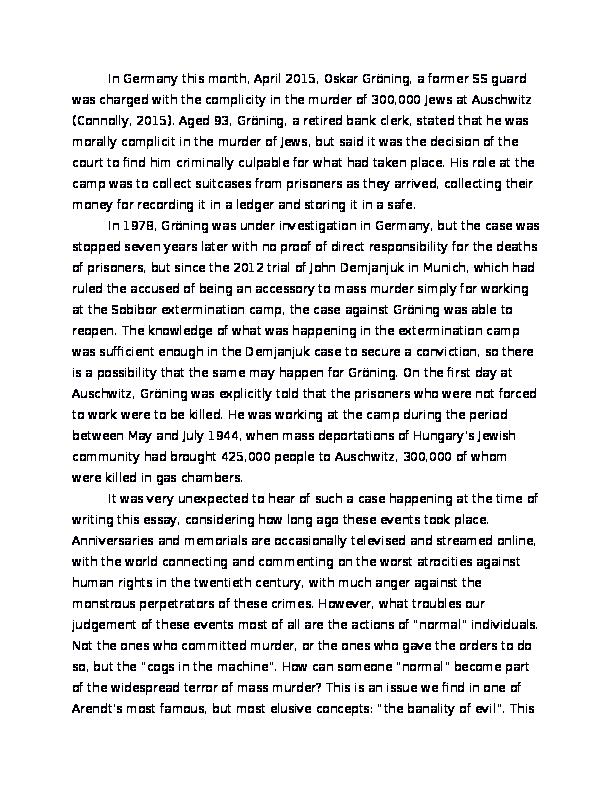 Essays on job fit