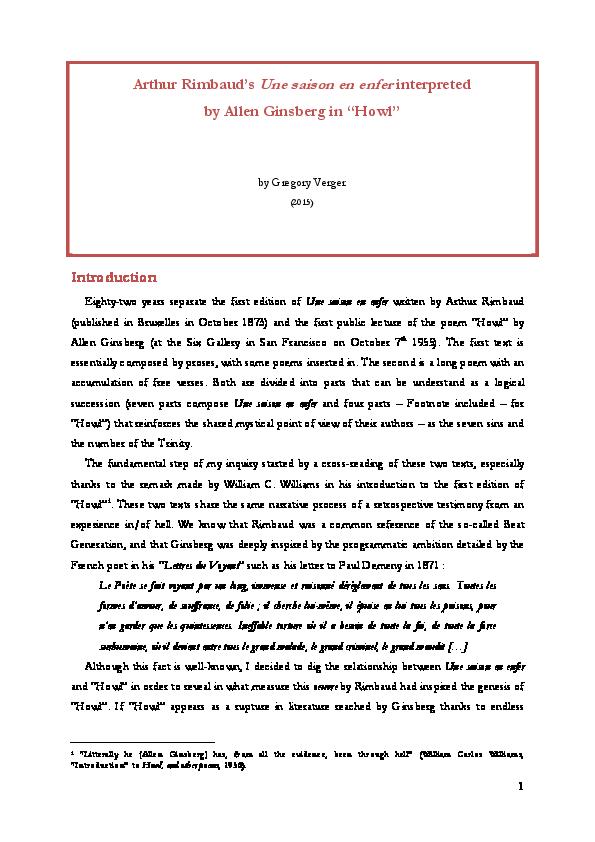 Pdf arthur rimbaud