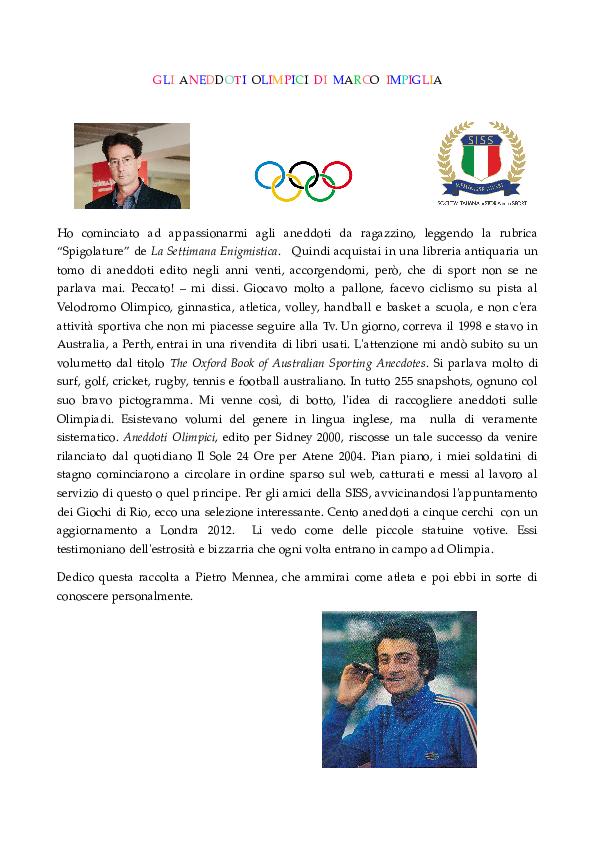 PDF) GLI ANEDDOTI OLIMPICI DI MARCO IMPIGLIA.pdf  4fe6081bb2a