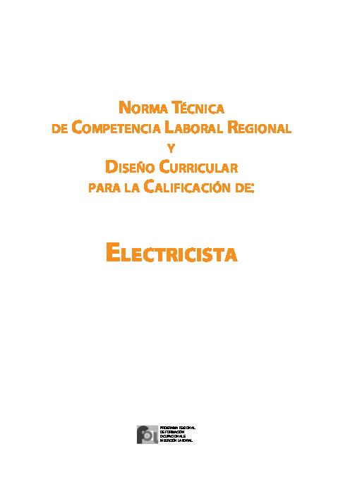 Simbologia electrica residencial pdf