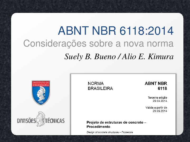 BAIXAR NBR 14931