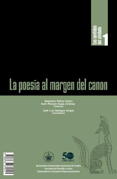 Pdf La Poesiìa Al Margen Del Canonpdf Arrobamaikadvance