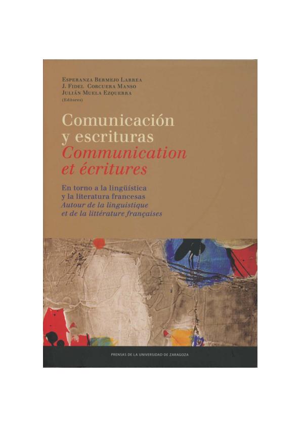 Pdf La Diffusion De La Langue Et La Culture Françaises Au