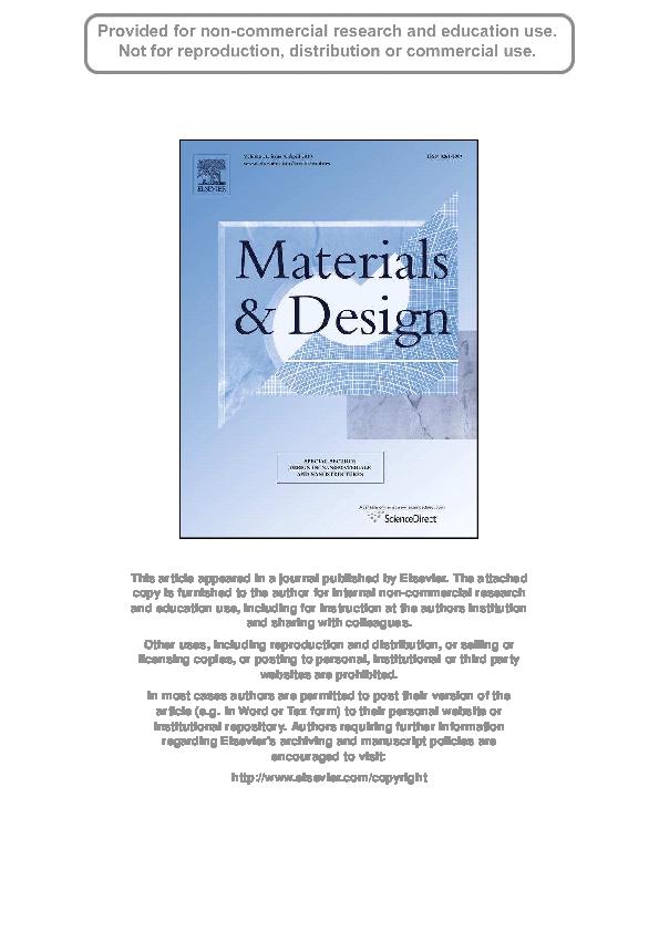 PDF) Multiobjective robust optimization method for drawbead