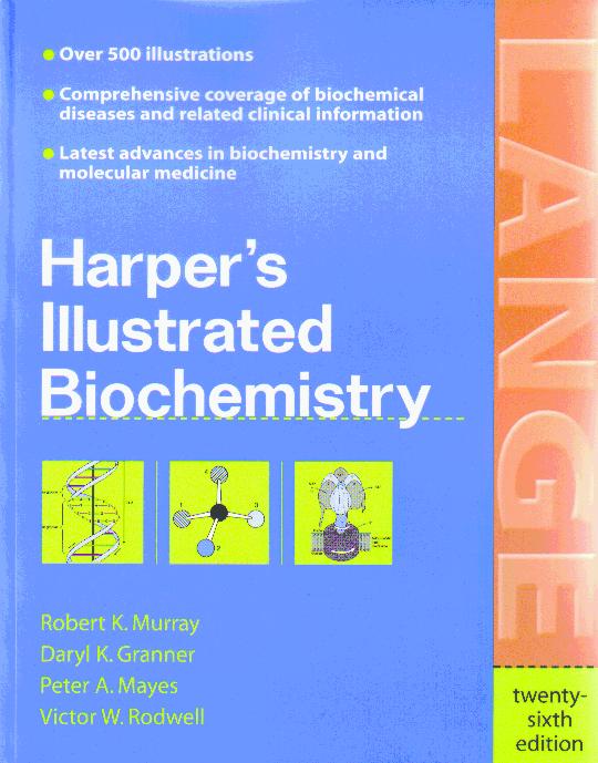 6aedf9c2491983 PDF) Biochemisrty text book