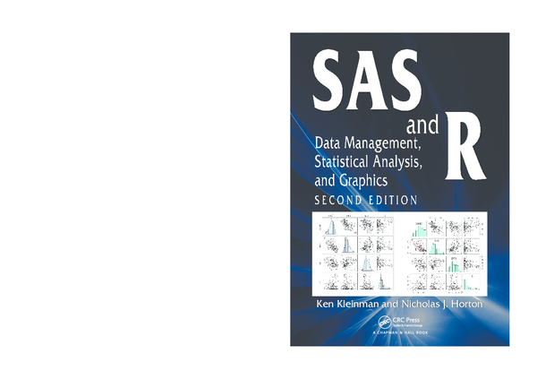 PDF) Sas and R | Zhang Yi Ling - Academia edu