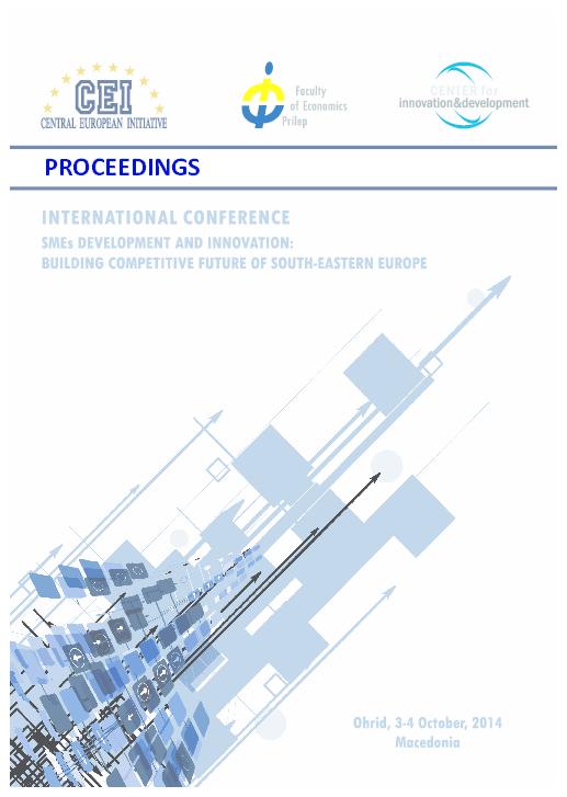 PDF) International conference SMEs DEVELOPMENT AND INNOVATION ... e9d84b79da4