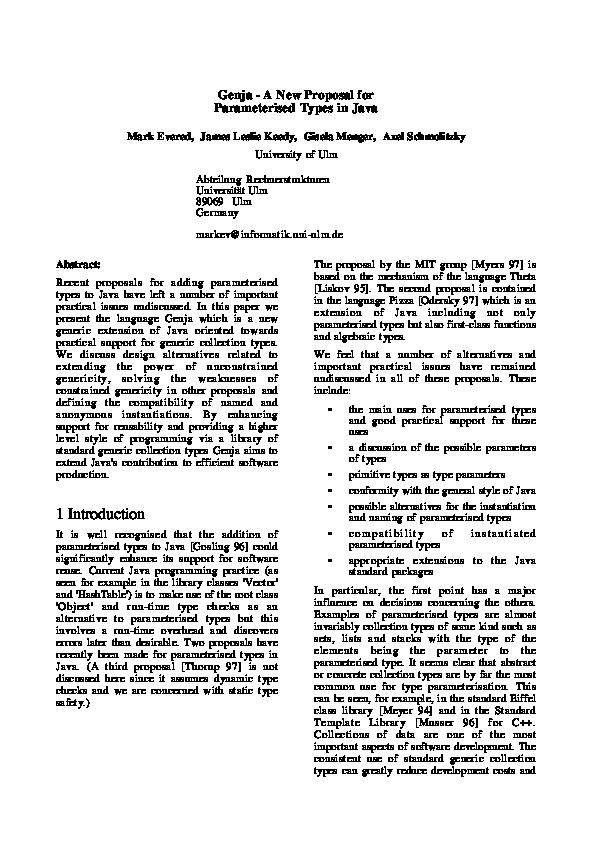 Genja