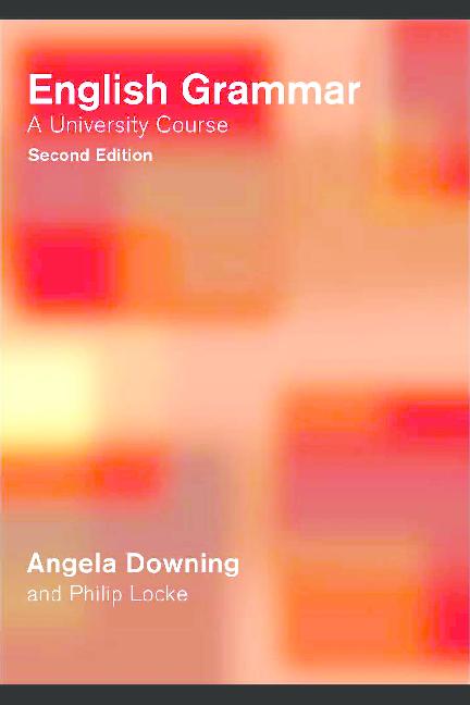 PDF) English Grammar A University Course.pdf | Lujn Di Benedetto ...