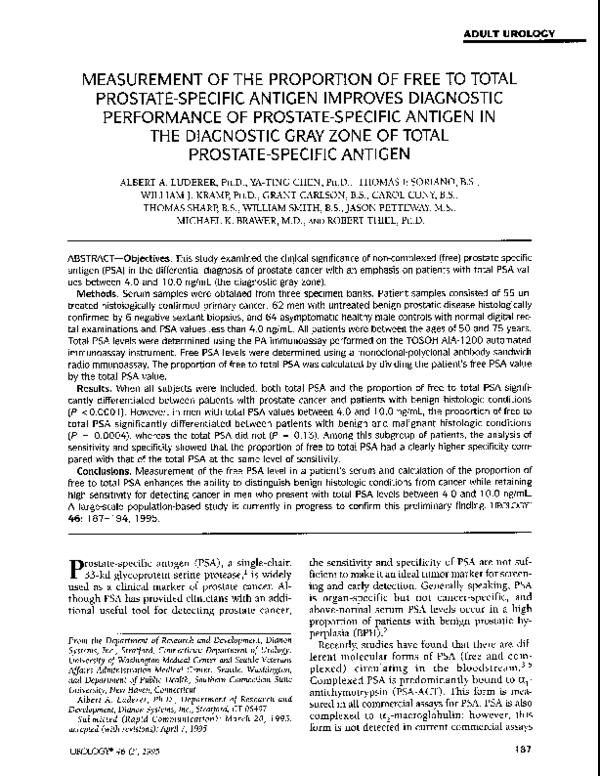 carcinoma della prostata pdf free
