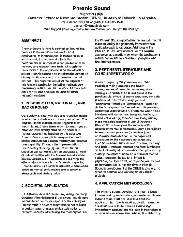 PDF) Phrenic Sound | Vignesh Raja - Academia edu